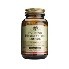 Solgar Evening Primrose Oil Масло от Вечерна иглика при менопауза 1300 мг x30 капсули