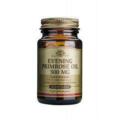 Solgar Evening Primrose Oil Масло от Вечерна иглика при менопауза 500 мг x30 капсули
