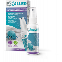 ExAller Спрей при алергии към акари x150 мл Ewopharma