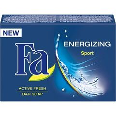 Fa Sport Energizing Fresh Хидратиращ сапун с гинко билоба 90 гр