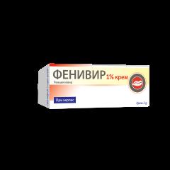 Fenivir Cream Фенивир крем при херпес 1% 2гр Omega Pharma