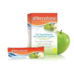 Ferrotone източник на желязо 25 мг х14 сашета