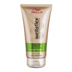 Wella Wellaflex Flexible Ultra Strong Hold Гел за коса за ултра силна фиксация 5 150 мл Procter&Gamble