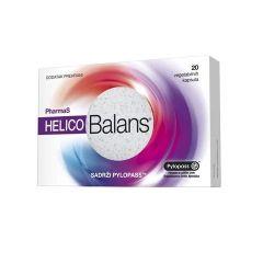 Helico Balans Хеликобаланс х 20 капсули PharmaS