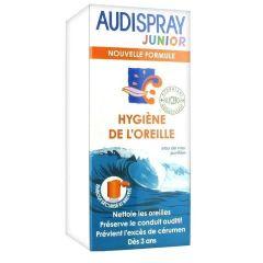 Аudisprey Junior Хипертоничен разтвор за почистване на уши 25 мл Laboratories Diepharmex