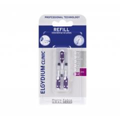 Elgydium Clinic Refills допълнителни интердентални четки широки пространства 4-6 мм