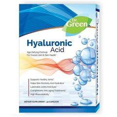 Hyaluronic Acid За здравето на кожата и ставите х30 капсули Dr. Green