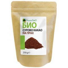 Био сурово какао на прах 250 грама Балев Био