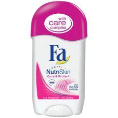 Fa Nutri Skin Care & Protect Део стик против изпотяване за жени 50 мл