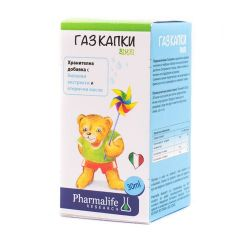 Газ Бимби Капки 30 мл Pharmalife Research