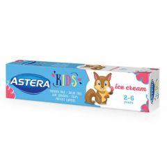 Astera Kids Ice Cream Детска паста за зъби 50 мл Aroma