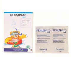 Рехидрато Бимби Сашета 10 бр. Pharmalife Research