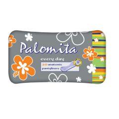 Palomita Every Day Ежедневни дамски превръзки с копринено покритие 20 бр