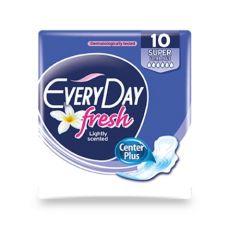 Everyday Fresh Super Ultra Plus Дамски превръзки с крилца 10 бр