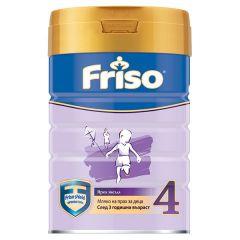 Frisolac 4 адаптирано мляко от 3 до 5 години 400 гр