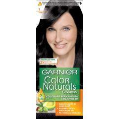 Garnier Color Naturals Трайна боя за коса, 1 Natural Black