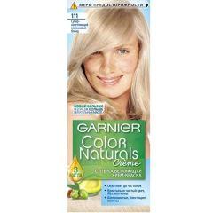 Garnier Color Naturals Трайна боя за коса, 111 Extra Light Ash Blonde