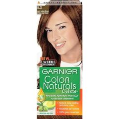 Garnier Color Naturals Трайна боя за коса, 5.3 Light Golden Brown