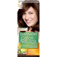 Garnier Color Naturals Трайна боя за коса, 5 Light Brown