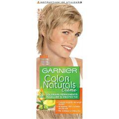 Garnier Color Naturals Трайна боя за коса, 9.1 Natural Extra Light Ash Blond