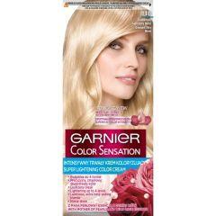 Garnier Color Sensation Трайна боя за коса, 110 Diamond Ultra Blond