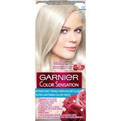 Garnier Color Sensation Трайна боя за коса, S9 Silver Ash Blond