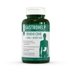 Gastrohelp За добро функциониране на стомаха и червата х80 капсули