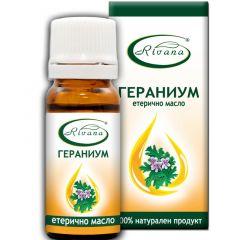 Rivana Етерично масло от гераниум 10 мл