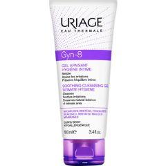 Uriage Gyn-8 Успокояващ интимен гел при раздразнения с рН8 100 мл