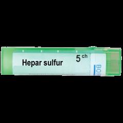 Boiron Hepar sulfur Хепар сулфурис калкареум 5 СН