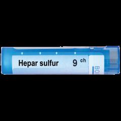 Boiron Hepar sulfur Хепар сулфурис калкареум 9 СН