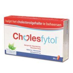 Tilman Cholesfytol за поддържане здравословни нива на холестерола 28 таблетки Ewopharma