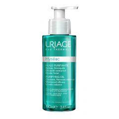 Uriage Hyseac Почистващо измивно олио за мазна кожа с несъвършенства 100 мл