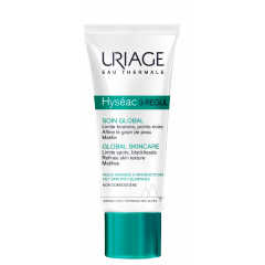 Uriage Hyseac Матираща грижа за кожата срещу пъпки и черни точки за мазна кожа 40 мл