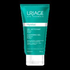 Uriage Hyseac Почистващ гел за лице и тяло за комбинирана до мазна кожа 150 мл