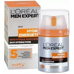 Loreal Men Expert Hydra Energetic Хидратиращ крем за лице 50 мл