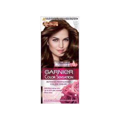 Garnier Color Sensation Topaze Дълготрайна боя за коса, 5.32 Golden Topaz Brown