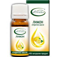 Rivana Етерично масло от лимон 10 мл
