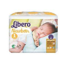 Пелени Libero Newborn Размер 1 28 бр