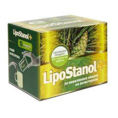 LipoStanol+ за намаляване на холестерола 15 сашета Kendy Pharma