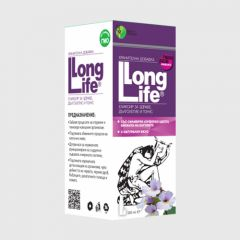 Long Life елексир за здраве, дълголетие и тонус 200 мл Мирта Медикус