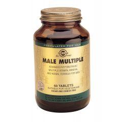 Solgar Male Multiple Мултивитамини за мъже за оптимално здраве х60 таблетки