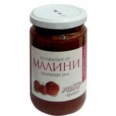Конфитюр от малини с фибри 340 гр