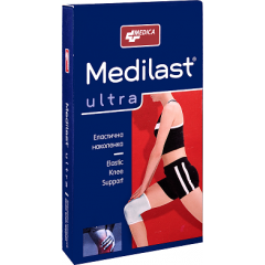 Medica Medilast Ultra Еластична наколенка размер XL (28-37 см) x1 бр