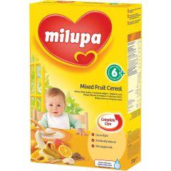 Milupa млечна каша плодов микс 6М+ 250 гр