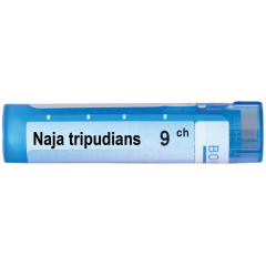 Boiron Naja tripudians Ная трипудианс 9 СН