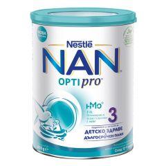 Nestle NAN Optipro 3 HM-O Обогатена млечна напитка 12М+ 800 гр