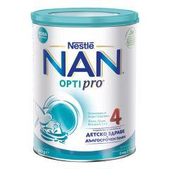 Nestle NAN Optipro 4 Обогатена млечна напитка 24М+ 800 гр