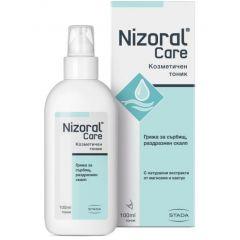 Nizoral Care Tоник за грижа за сърбящ, раздразнен скалп 100 мл Stada