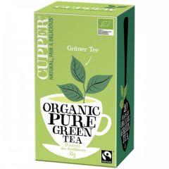 Био Зелен чай х20 бр Cupper